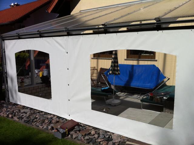 Plane Für Terrasse sattlerei